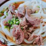 村上うどん - 料理写真: