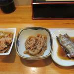 浜ちゃん - 料理写真:お通し