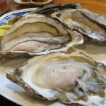 浜ちゃん - 生牡蠣