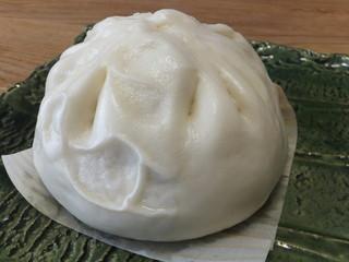揚子江の豚まん - どアップ