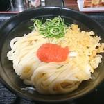 讃岐うどん大使 東京麺通団 - 明太うどん@410
