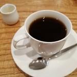 むた珈琲 - ホットコーヒーです。(2019年7月)