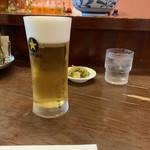 chuukafuukateiryourifu-min - R1.7 生ビール・ザーサイ