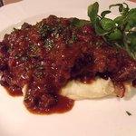 トラットリア チャオ - 黒毛和牛ホホ肉赤ワイン煮