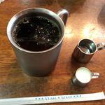 ブラジルコーヒー - アイスコーヒー(380円)