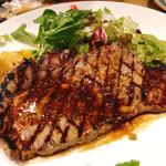 ニジイロ アルコバレーノ - 牛リブロースステーキ
