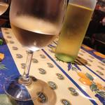 ニジイロ アルコバレーノ - ハウスワイン