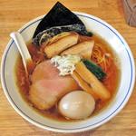 麺や たけ田 - 料理写真:特製煮干そば
