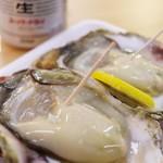 Michinoekimaidurukoutoretoresenta - 岩牡蠣