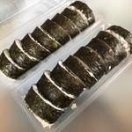 発寒かねしげ鮮魚店 - 料理写真:穴子太巻(テイクアウト)