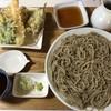 男山 - 料理写真:並天婦羅とそばセット(そば大盛り)