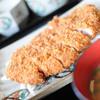 とんかつ 潦 - 料理写真:上ロースカツ定食