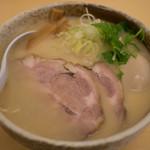 麺や蒼空  - 特製 鶏塩ら~麺