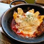 112431598 - トマトチーズオムレツ