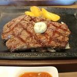 ステーキガスト - 料理写真:熟成赤身ステーキです
