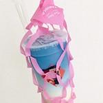 ティータイム - バタフライピー ミルクティータピオカトッピングLサイズ772円
