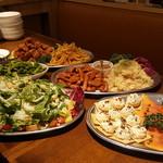 HAMBURG WORKS - 内観写真:※貸切立食パーティー