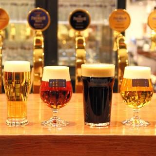 最高品質のドラフトビール