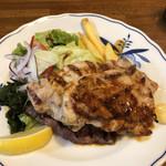 洋食屋 - ミックスグリル