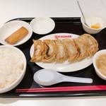 Doragonshuka - ◆餃子ランチ(6個) 750