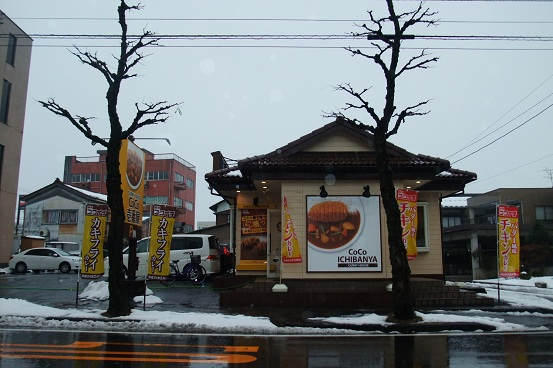 CoCo壱番屋 鯖江有定町店