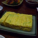 味彩善 - ネギ入り卵焼き750円 お奨めです