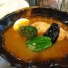 ルッカパイパイ - 料理写真:チキンカレーA(800円)