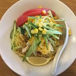 リトルチャイナ 豊 - 胡麻醤油味涼麺  864円