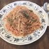 麦わら帽子 - 料理写真:ナポリタン