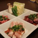 ダルマ焼肉 - セレクトランチ