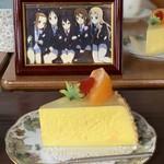 豊郷小学校旧校舎内カフェ -
