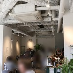 オーガニックカフェ・ラムノ - 店内