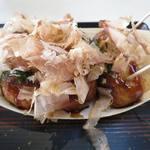 たこえもん - 料理写真:たこ焼き¥300(6個)