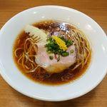 112447256 - 麺屋福丸(鴨だし醤油ラーメン 800円)
