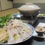 ホテル菊水今治 - 河豚三昧