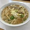 しんすい園 - 料理写真:札幌そば 大