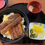 竹うち - うな丼(竹)