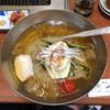 焼肉 一路 - 料理写真:冷麺 800円