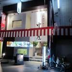 11246035 - 川端中央街にある居酒屋さんです、今回は友人とチョイ飲みに訪れました。