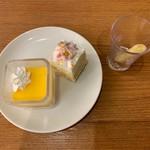 白浜古賀の井リゾート&スパ - 家内の夕食③
