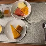 白浜古賀の井リゾート&スパ - 家内の夕食⑤