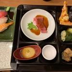 白浜古賀の井リゾート&スパ - 料理写真:私の夕食③