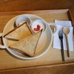 イチカフェ - 料理写真:ドリンク代のみのモーニング