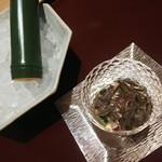 野菜&うまだし KICHI - 酢の物  順菜酢