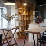 Miite Cafe - 2019年6月内装を大きく変更