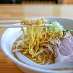 八乃木 - ■味噌チャーシュー麺 1000円