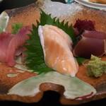 横谷温泉旅館 - 料理写真:
