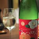 """銀座 あまくさ 青山外苑 - """"日本酒:ひめぜん"""""""