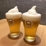 jidorisemmontenkoshitsuizakayakittei - 一番搾りフローズン〈生〉 ¥690