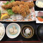 定食 馬乃米 - 料理写真:
